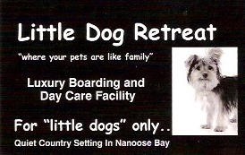 Little Dog Retreat