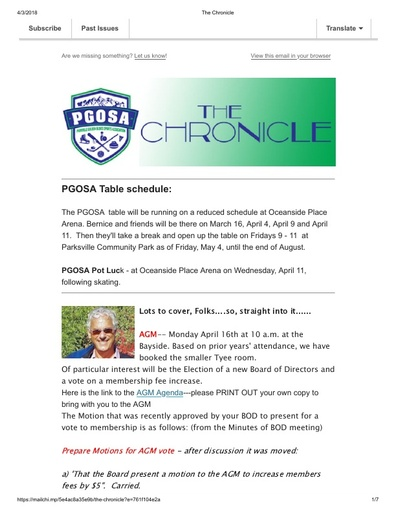2018 04-1 The Chronicle
